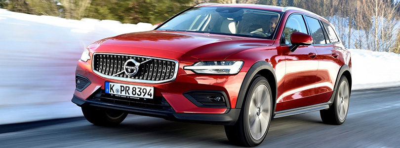 Drive Time – 2020 Volvo V60 AWD Cross Country