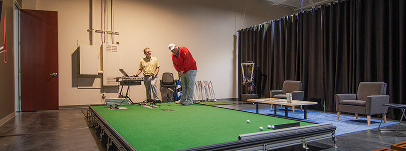 Feature Story – The New Way to Putt