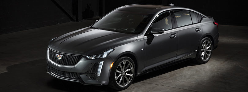 Drive Time – 2020 Cadillac CT5 Sport