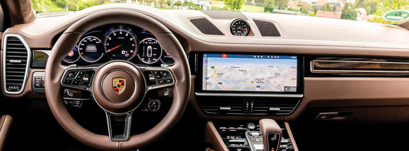 Drive Time: The 2020 Porsche Cayenne S Coupe