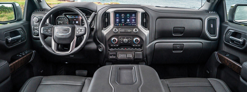 Drive Time – The 2020 GMC Sierra Denali 1500