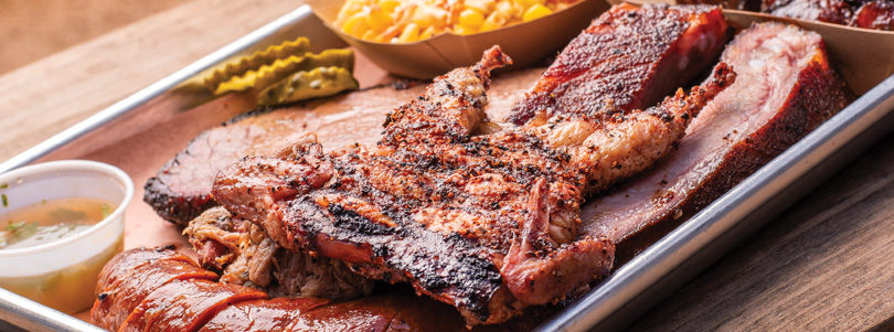After the Round – Hurtado Barbecue