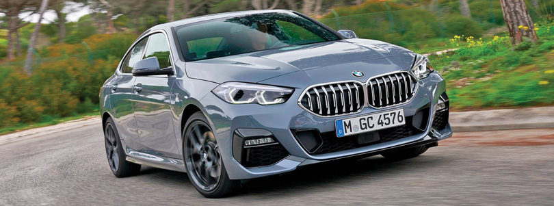 Drive Time – 2020 BMW 228 x-Drive Gran Coupe