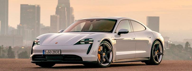 Drive Time – 2020 Porsche Taycan 4S