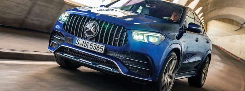 Drive Time – 2021 Mercedes-Benz AMG GLE 53 Coupe