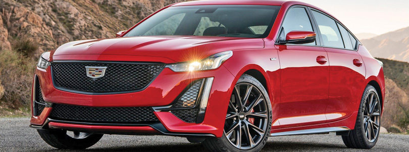 Drive Time – 2020 Cadillac CT5-V