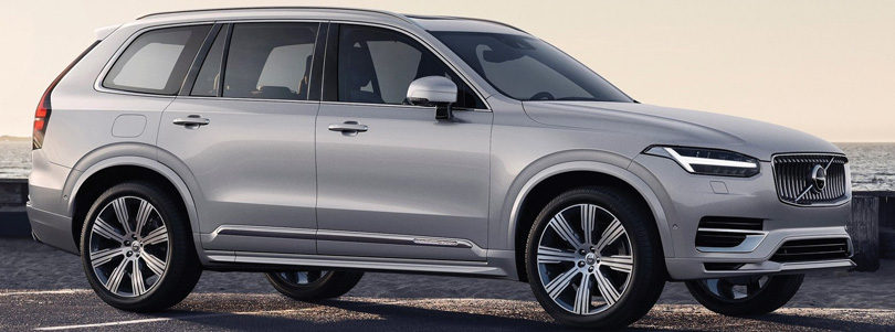 Drive Time – 2021 Volvo XC90 Recharge Plug-In Hybrid T8