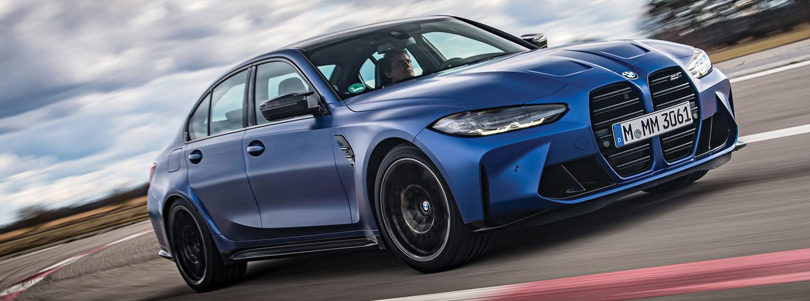 Drive Time – 2021 BMW M3 Competition