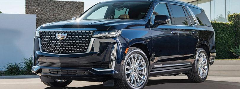 Drive Time – 2021 Cadillac Escalade Premium Sport